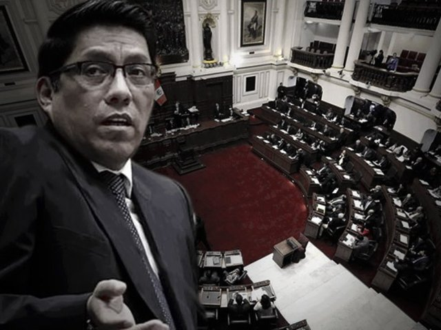 Gabinete Zeballos se presenta ante el Congreso para pedir voto de confianza