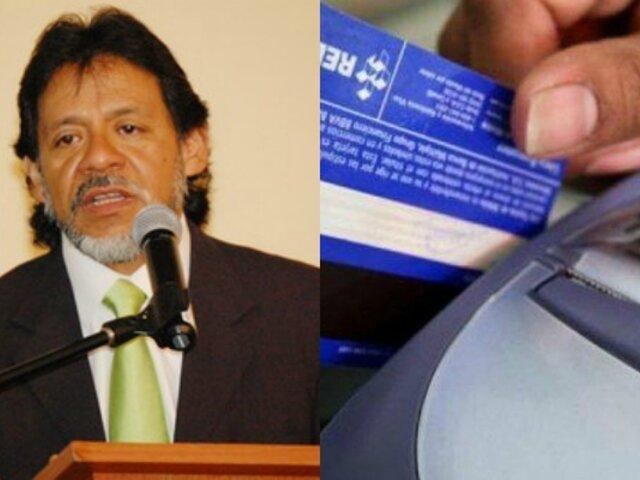"""César Gutiérrez: """"Cierre en créditos de consumo sería una rotura en la cadena de pagos"""""""