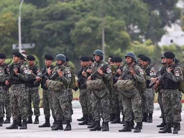 Proponen servicio militar obligatorio para infractores del toque de queda
