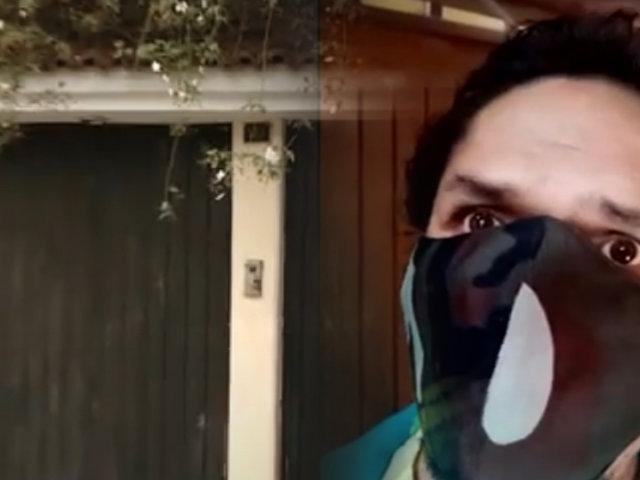 La Molina: capturan a un sujeto que comercializaba droga desde una cochera