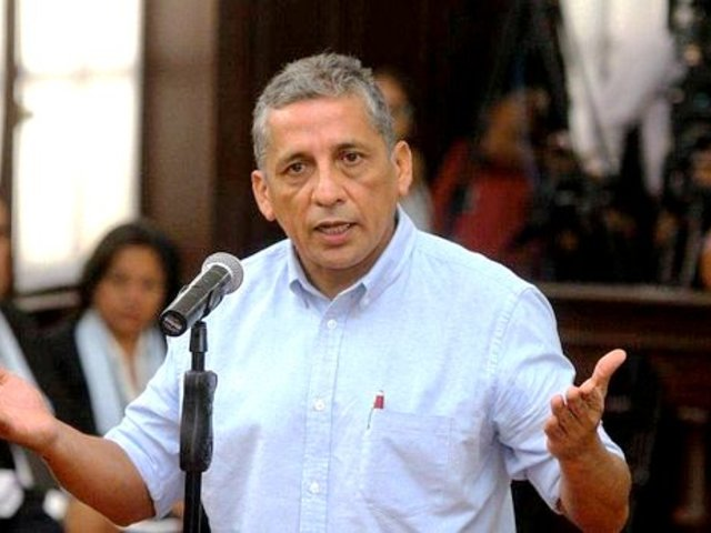 INPE: Antauro Humala será aislado siete días por coordinación con congresistas