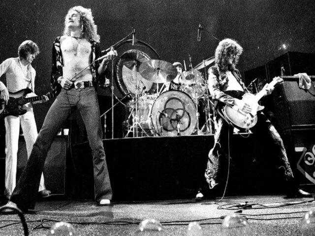 Led Zeppelin regresa: este 30 de mayo podrá ver a la banda por 72 horas seguidas