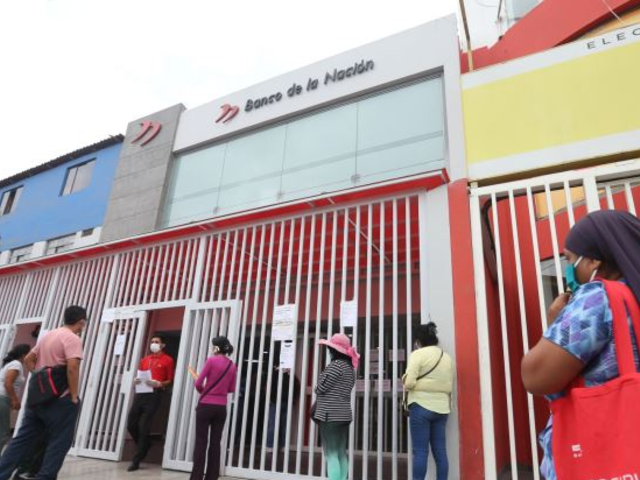 Junín: más de 6 mil beneficiarios aún no recogen su Bono Independiente