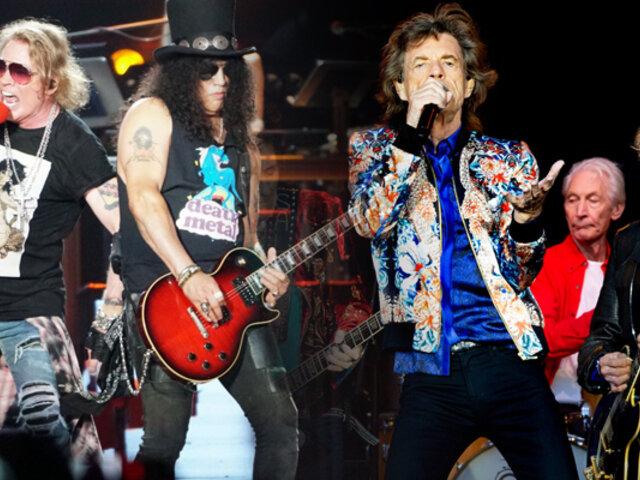 Para enfrentar el confinamiento: grandes bandas de rock suben sus conciertos pasados a YouTube