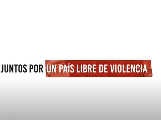 Panamericana Televisión y Latina lanzan campaña contra la violencia a la mujer
