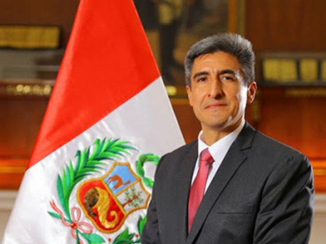 Alejandro Neyra Sánchez juró como nuevo ministro de Cultura