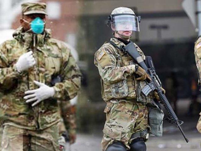EEUU acanza nuevo récord de contagios por COVID-19 en víspera del 4 de julio