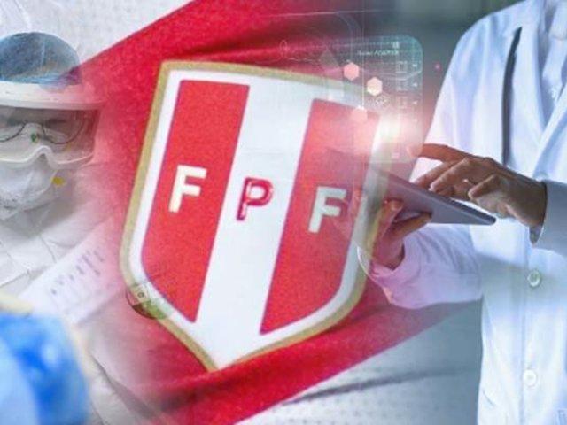 Minsa evalúa protocolos de la FPF para el regreso del fútbol local