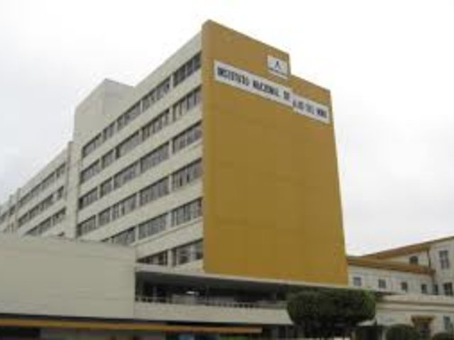 Instituto Nacional de Salud del Niño implementa área para menores con COVID-19