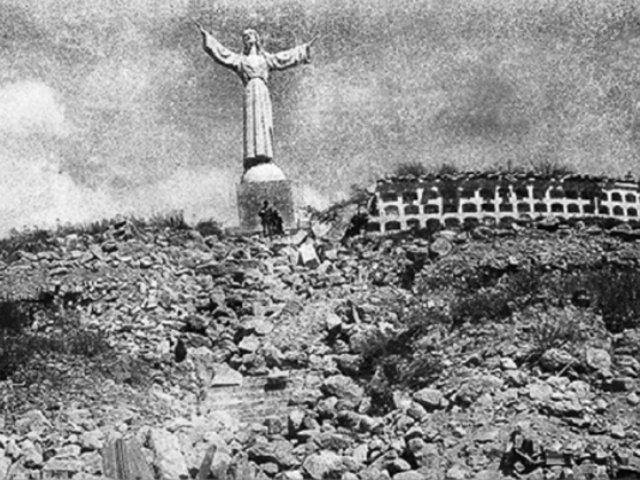Terremoto en Yungay: Hoy se cumplen 50 años del devastador alud que sepultó toda una ciudad