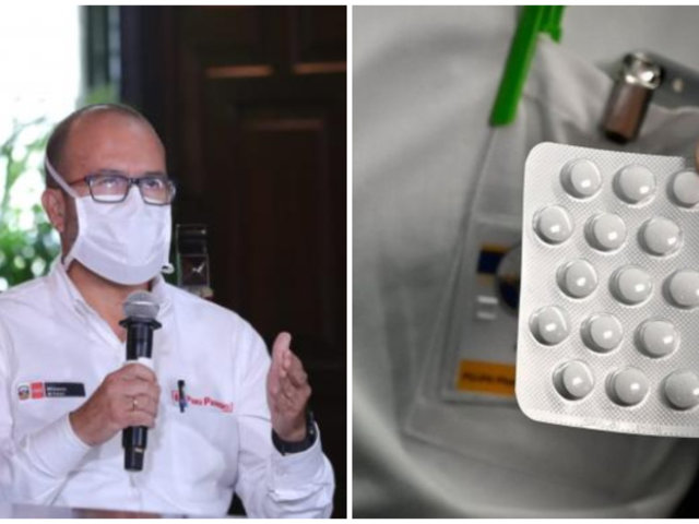 Zamora: Hidroxicloroquina seguirá usándose por recomendación de expertos de salud