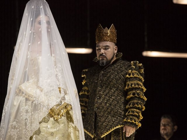 "Gran Teatro Nacional transmite hoy la ópera ""Alzira"" de Giuseppe Verdi"