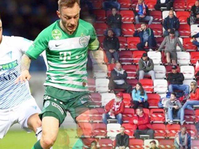 Hungría ya permite el ingreso de aficionados en estadios de fútbol