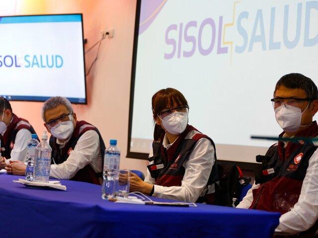 Funcionarios de SISOL Salud comparten experiencias con médicos chinos sobre la lucha contra el coronavirus
