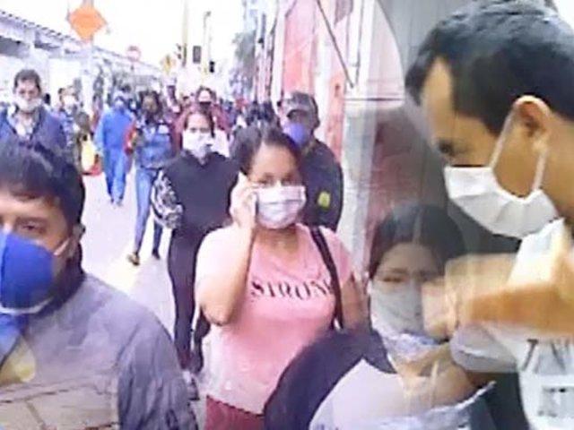 La Victoria incontrolable: el distrito con más infectados con COVID-19 por kilómetro cuadrado