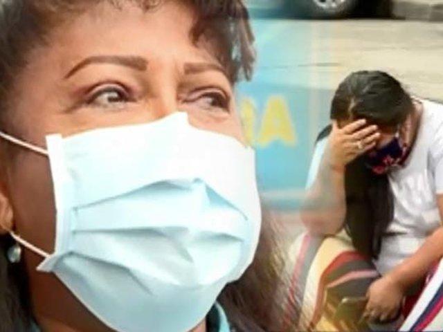 El grito del Hospital Santa Rosa