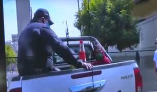 Cercado: cámaras de vigilancia de la MML ayudan a detener a hombre de la jeringa