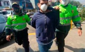 PNP captura a sujeto acusado de violar a niña de 6 años