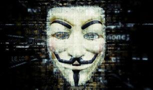 Anonymous detalló ataques cibernéticos a instituciones de EEUU, Rusia, China, Chile y Líbano