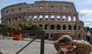 Autoridades italianas reabrieron el Coliseo Romano tras varias semanas de cierre por la pandemia