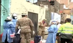 """Grupo """"Te Cuido Perú"""" inició operación """"Tayta"""" para ayudar a población vulnerable frente al COVID-19"""