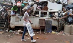 América Latina registra más de un millón de casos de coronavirus
