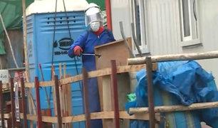 Reactivación económica: estos son los nuevos protocolos para el sector construcción