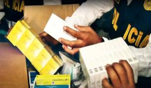 Intervienen farmacias que escondían paracetamol y azitromicina