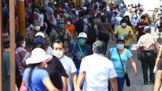 San Juan de Lurigancho y otros distritos con más casos de Covid-19 en Lima