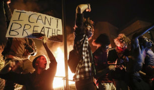 EEUU: protestas, saqueos y disturbios en la madrugada por crimen de George Floyd