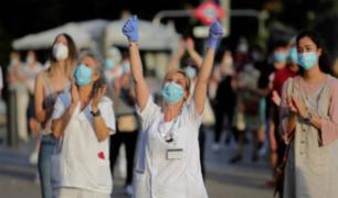 ¡Esperanzador! España registra segundo día consecutivo sin muertes por coronavirus