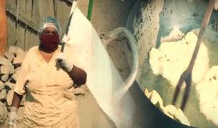 """Huaycán: """"Los ángeles de la zona R"""" dan de comer a sus vecinos en tiempos de pandemia"""