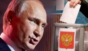 Rusia votará el 1 de julio por la reforma constitucional que favorece a Putin