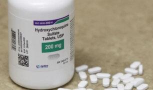 COVID-19: azitromicina, hidroxicloroquina e ivermectina no se usarán más en tratamiento