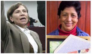PJ rechaza hábeas corpus para liberar a terroristas Elena Iparraguirre y Margot Liendo