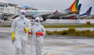 Bolivia reanudó operaciones de vuelos locales pero bajo estrictas medidas de bioseguridad