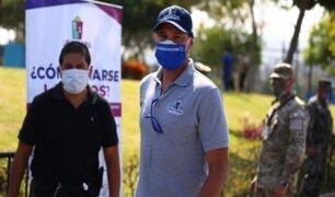 Alrededor de 3 mil ambulantes podrán ocupar galerías de Gamarra para evitar aglomeraciones