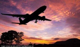 Todos los trámites para abordar los aviones serán de manera virtual