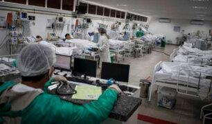 OMS señala que brote de COVID-19 en Brasil se ha estabilizado