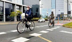 Nuevo reglamento sancionará a ciclistas que conduzcan en estado de ebriedad
