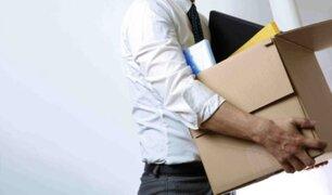 Iniciativa que prohíbe despidos durante cuarentena llevaría a la quiebra de las empresas
