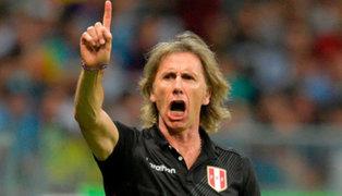 "Ricardo Gareca: ""Tenemos argumentos para poder ganarle a Brasil"""