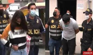 """SMP: Detienen a dos integrantes de la banda criminal """"Los Malditos de la Avenida Perú"""""""
