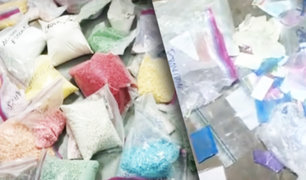PNP logra la captura de una banda de falsificadores de medicamentos en Chorrillos