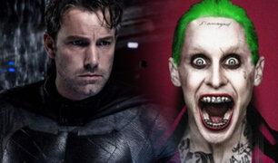 Ben Affleck y Jared Leto harían una serie de Batman