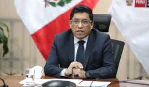 Acción Popular promoverá interpelación contra canciller por nombramiento de Zeballos ante OEA