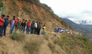 Arequipa: dos trabajadores del sector Salud mueren en accidente de carretera