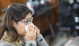 EsSalud informa sobre las diferencias entre la gripe y el COVID-19