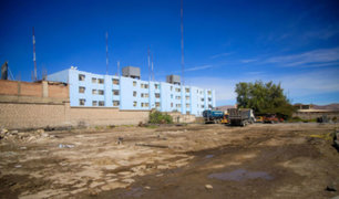Covid-19: Hospital Goyeneche de Arequipa contará con 100 nuevas camas