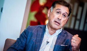 Gerardo Sepulveda: PJ le dicta impedimento de salida del país por los próximos 6 meses